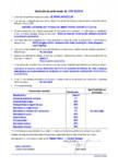Declaratie de performanta - Mortar pe baza de ciment pentru utilizarea la interior in constructia pardoselilor