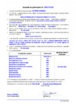 Declaratie de performanta - Sapa pe baza de ciment pentru utilizare la interior in constructia pardoselilor