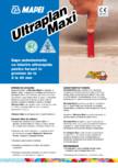 Sapa autonivelanta cu intarire ultrarapida pentru turnari in grosime de la 3 la 40 mm MAPEI