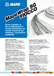 Coarda din fibre de otel cu rezistenta ridicata pentru realizarea conexiunilor structurale MAPEI - MAPEWRAP SG