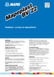Fluidizant - pe baza de lignosulfonat MAPEI - MAPEPLAST BV22