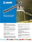 Aditiv pe baza de silicati cu actiune puzzolanica MAPEI - MAPEPLAST SF