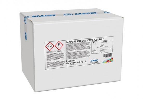 Aditivi fluidizanti universali pentru reducerea raportului apa/ciment MAPEI