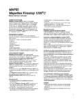Mastic etansant refractar MAPEI - MAPEFLEX FIRESTOP