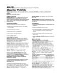 Sigilant poliuretanic monocomponent MAPEI - MAPEFLEX PU50 SL