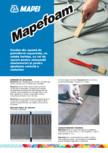 Cordon din spuma de polietilena expandata MAPEI - MAPEFOAM