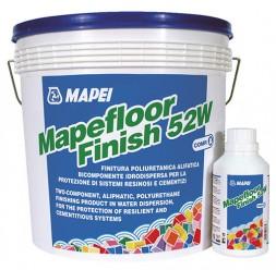 Finisaje pentru pardoseala, antipraf si antiulei, rezistent la uzura si raze UV  MAPEI