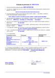 Declaratie de performanta - Mortar de nivelare/tencuire pentru renovari  MAPEI - MAPE-ANTIQUE MC
