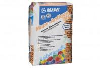 Tencuiala cu rol de dezumidificare pentru restaurarea zidariilor umede