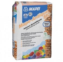 Tencuiala cu rol de dezumidificare pentru restaurarea zidariilor umede MAPEI