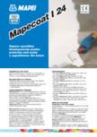 Vopsea epoxidica bicomponenta pentru protectia anti-acida a suprafetelor din beton MAPEI - MAPECOAT I 24