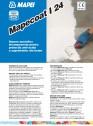 Vopsea epoxidica bicomponenta pentru protectia anti-acida a suprafetelor din beton