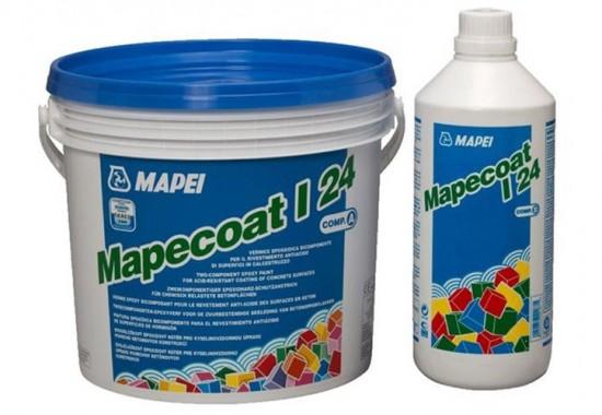 Vopsea protectie antiacida pentru suprafete din beton MAPEI