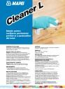 Solutie pentru curatarea parchetului prefinit si a pardoselilor din lemn