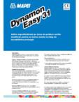 Aditiv superfluidizant pe baza de polimer acrilic modificat  MAPEI - DYNAMON EASY 31