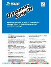 Aditiv superfluidizant pe baza de polimer acrilic modificat