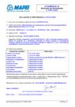 Declaratie de performanta pentru aditiv intarzietor de priza puternic reducator de apa superplastifiant pentru betoane MAPEI