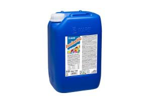 Aditivi pentru beton si mortar Aditivii pentru beton si mortar includ: aditivi superfluidizanti pe baza de polimeri acrilici, aditivi sub forma de latex, aditivi de intarziere a prizei.