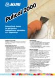 Solvent sub forma de gel pentru indepartarea adezivilor si a vopselelor MAPEI - PULICOL 2000