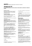 Protectie hidrofobizanta incolora pe baza de rasini silanice si siloxanice in dispersie apoasa MAPEI - ANTIPLUVIOL