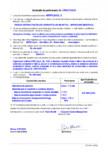 Declaratie de performanta - Produs destinat protejarii suprafetelor din beton - impregnare hidrofuga MAPEI - ANTIPLUVIOL