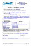 Declaratie de performanta - Aditiv accelerator de intarire pentru betoane EN 934-2 (T 7) MAPEI -