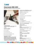 Agent pentru decofrare cu actiune chimica si fizica MAPEI - Form Release Agent DMA 2000