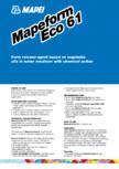 Decofrol pe baza de ulei vegetal pentru imbunatatirea aspectului betonului aparent MAPEI - MAPEFORM ECO 61