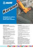 Substanta de curatare, pe baza de acid, pentru placi ceramice MAPEI - KERANET