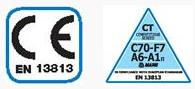 Schiță dimensiuni Intaritor pentru pardoseli industriale din beton predozat - MAPETOP N AR6
