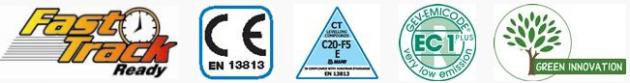 Schiță dimensiuni Sapa autonivelanta ULTRAPLAN ECO 20