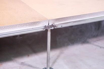 Pardoseli tehnice cu panouri rezistente la foc W40 RF60 Pardoseli tehnice cu panouri rezistente la foc