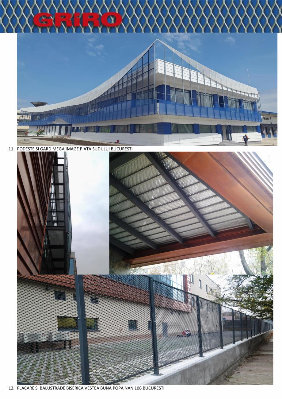 Pagina 5 - Proiecte la cheie GRIRO S.A.  Lucrari, proiecte Romana