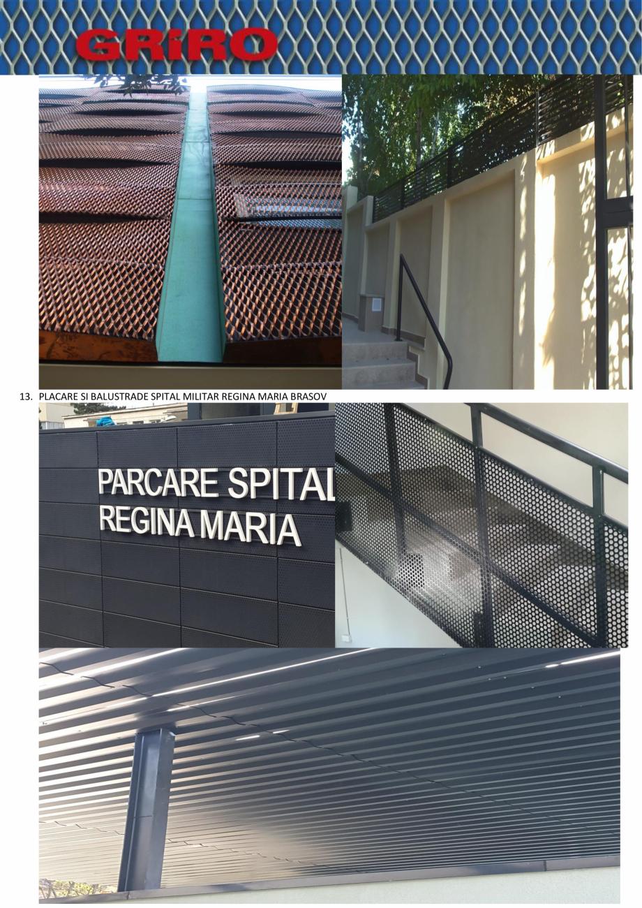 Pagina 6 - Proiecte la cheie GRIRO S.A.  Lucrari, proiecte Romana