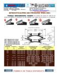 Specificatie de produs TEG-OO1 GRIRO