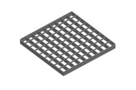 Gratare metalice din tabla expandata