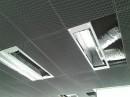 Plafoane metalice rezistente la foc |
