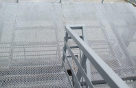 Podine si trepte din tabla expandata GRIRO