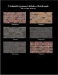 Caramida aparenta klinker KROMSTON - Brickwerk