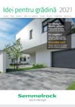Catalog Semmelrock Stein + Design 2021 - Idei pentru gradina