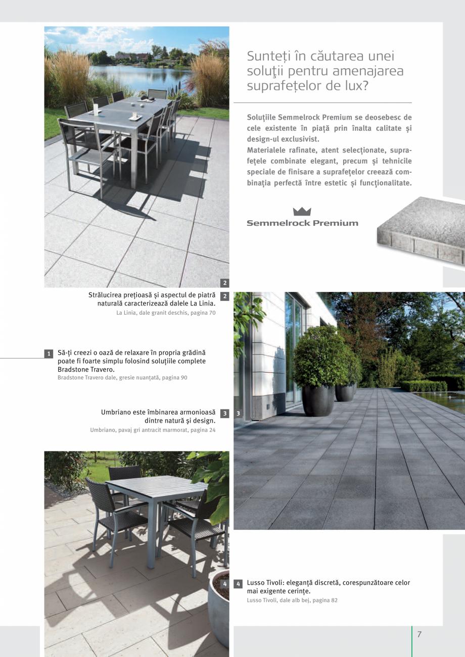 Pagina 9 - Idei pentru gradina 2017 PENTER PIAZZA Catalog, brosura Romana mium se deosebesc de cele ...
