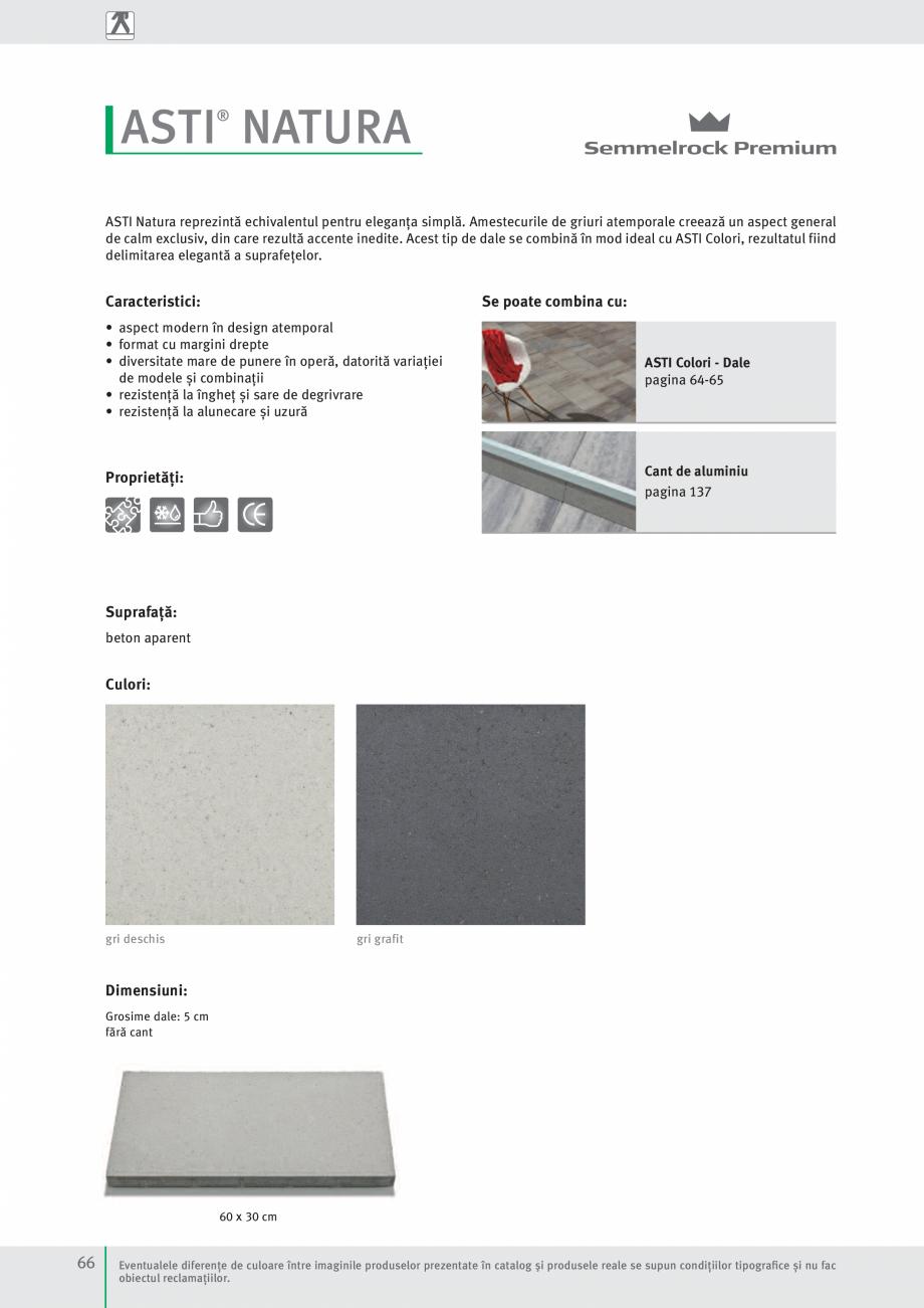 Pagina 68 - Idei pentru gradina 2017 PENTER PIAZZA Catalog, brosura Romana pect cât mai natural •...