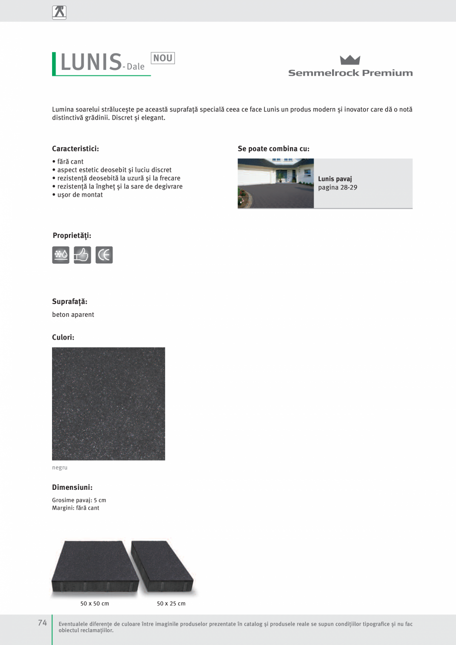 Pagina 76 - Idei pentru gradina 2017 PENTER PIAZZA Catalog, brosura Romana iscină 45 x 45 cm ...