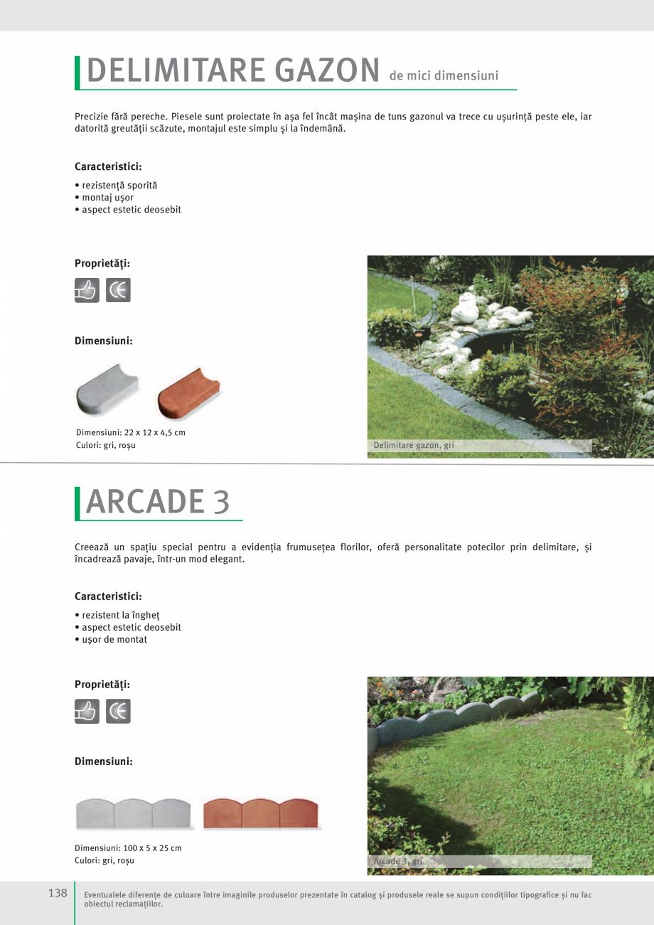 Pagina 140 - Idei pentru gradina 2017 PENTER PIAZZA Catalog, brosura Romana a căpătând astfel un ...