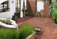 Pavaj klinker pentru amenajare terase, căi de acces sau alei, trepte sau curti interioare