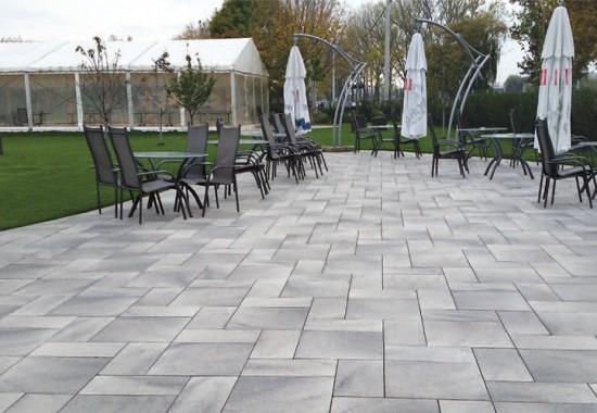 Dale si borduri din beton pentru terase alei cai de acces parcaje zone pietonale sau trotuare