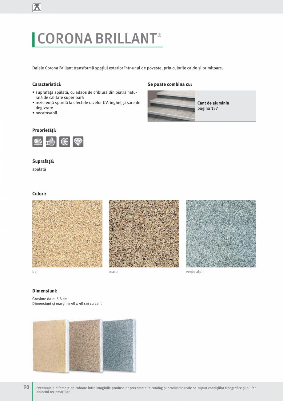 Pagina 100 - Idei pentru gradina 2017 SEMMELROCK STEIN+DESIGN Catalog, brosura Romana lude accesorii...