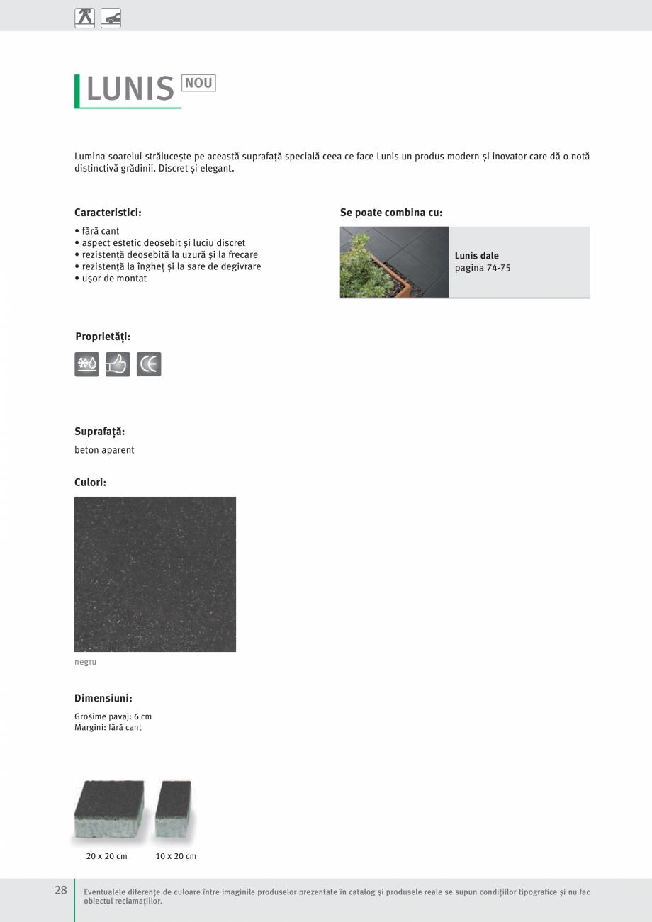 Pagina 30 - Idei pentru gradina 2017 SEMMELROCK STEIN+DESIGN Catalog, brosura Romana a plimbări...