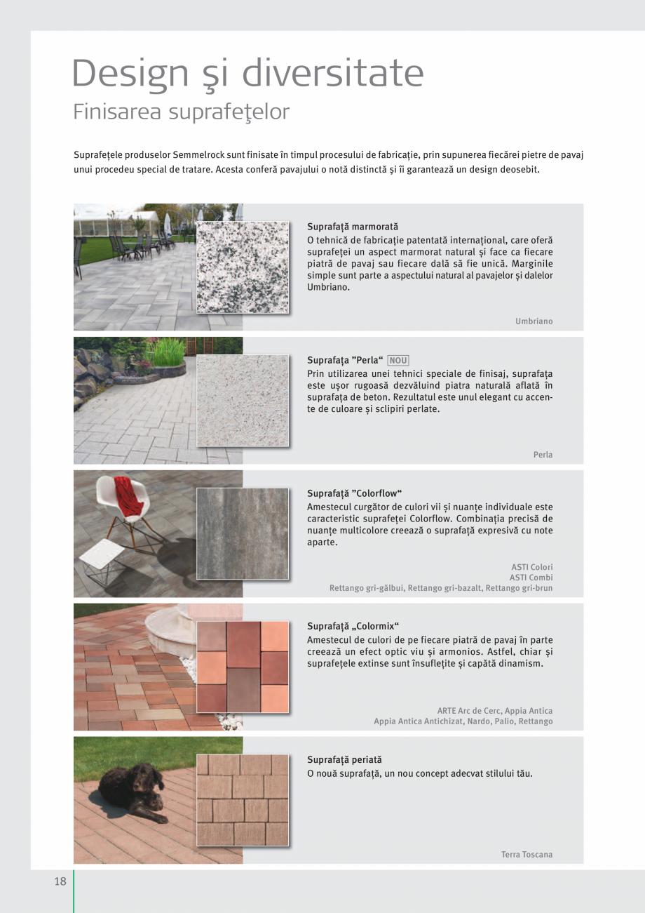 Pagina 20 - Idei pentru gradina 2017 SEMMELROCK STEIN+DESIGN Catalog, brosura Romana us). Suma va fi...