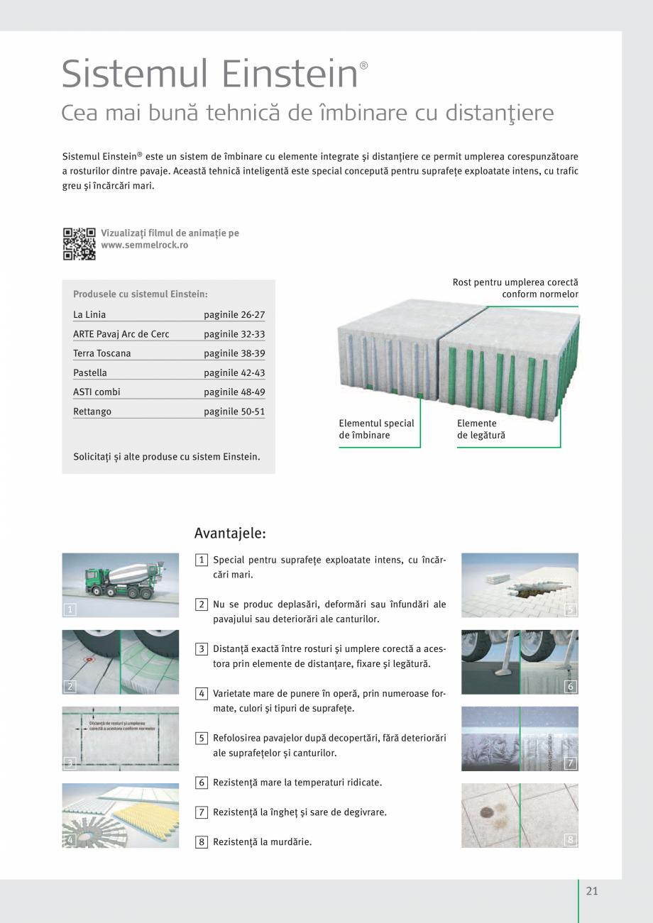 Pagina 23 - Idei pentru gradina 2017 SEMMELROCK STEIN+DESIGN Catalog, brosura Romana atră spartă. ...